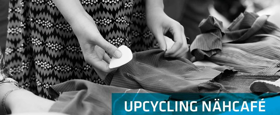 Upcycling Nähcafe mit Kleiderkarusell am 7. August