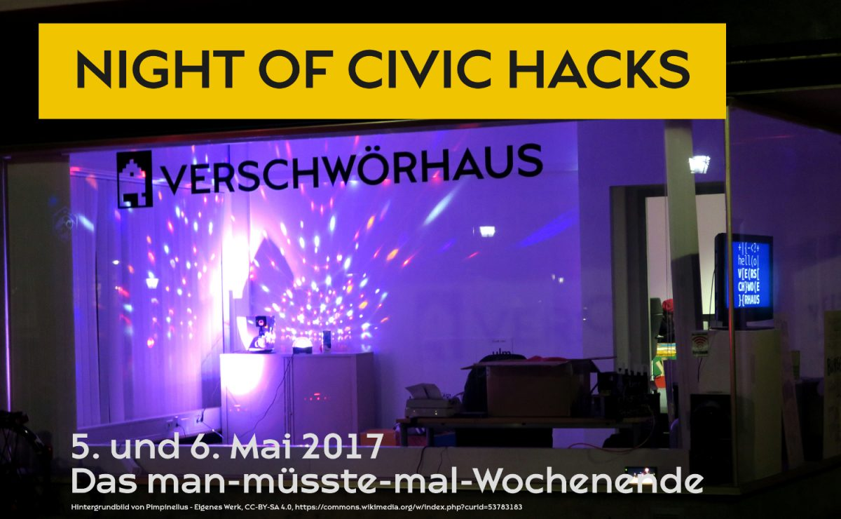 Night of Civic Hacks